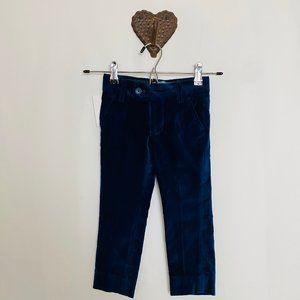 APPAMAN - Slim Velvet Dress Pants